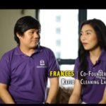 Cleaning Lady — Reel Time TV feature